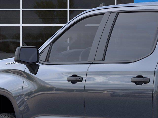 2021 Chevrolet Silverado 1500 Crew Cab 4x4, Pickup #MZ309221 - photo 10