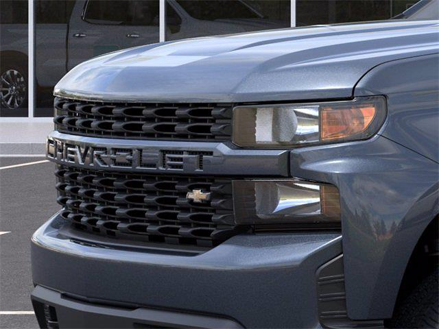 2021 Chevrolet Silverado 1500 Crew Cab 4x4, Pickup #MZ309221 - photo 11