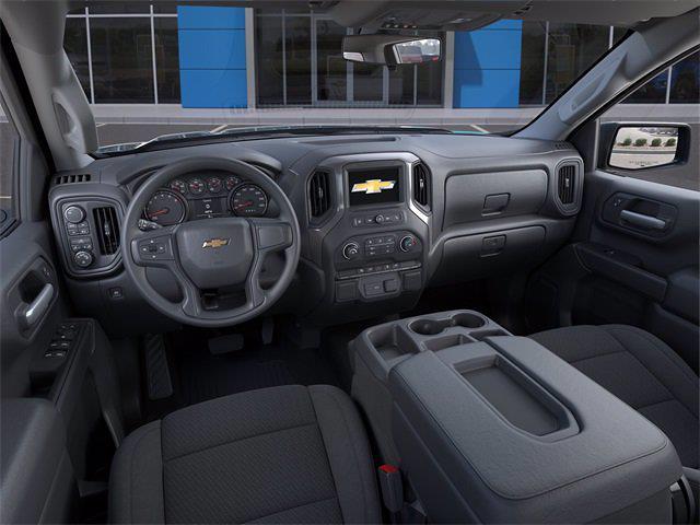 2021 Chevrolet Silverado 1500 Crew Cab 4x4, Pickup #MZ309221 - photo 12