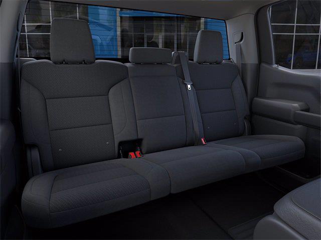 2021 Chevrolet Silverado 1500 Crew Cab 4x4, Pickup #MZ309221 - photo 14