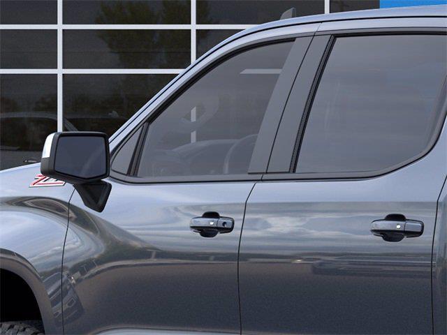 2021 Chevrolet Silverado 1500 Crew Cab 4x4, Pickup #MZ309397 - photo 10