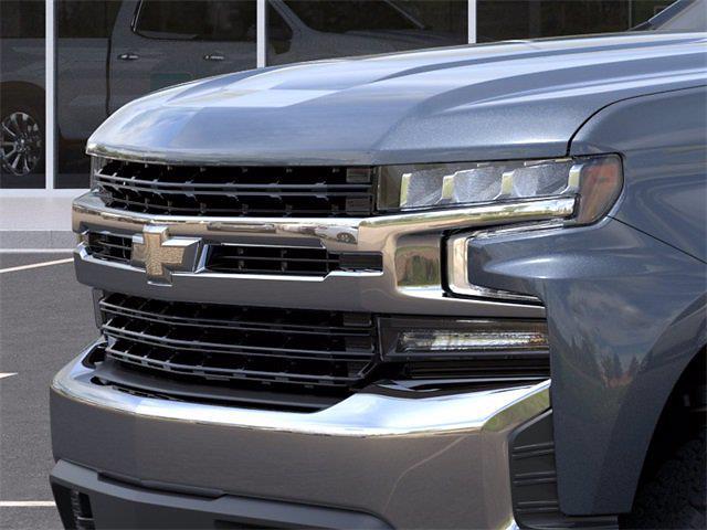 2021 Chevrolet Silverado 1500 Crew Cab 4x4, Pickup #MZ309397 - photo 11