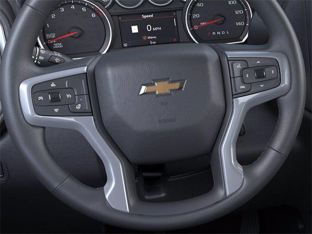 2021 Chevrolet Silverado 1500 Crew Cab 4x4, Pickup #MZ309397 - photo 16