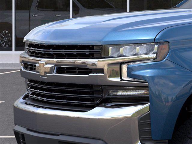 2021 Chevrolet Silverado 1500 Crew Cab 4x4, Pickup #MZ310578 - photo 11