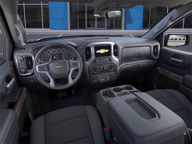2021 Chevrolet Silverado 1500 Crew Cab 4x4, Pickup #MZ310578 - photo 12