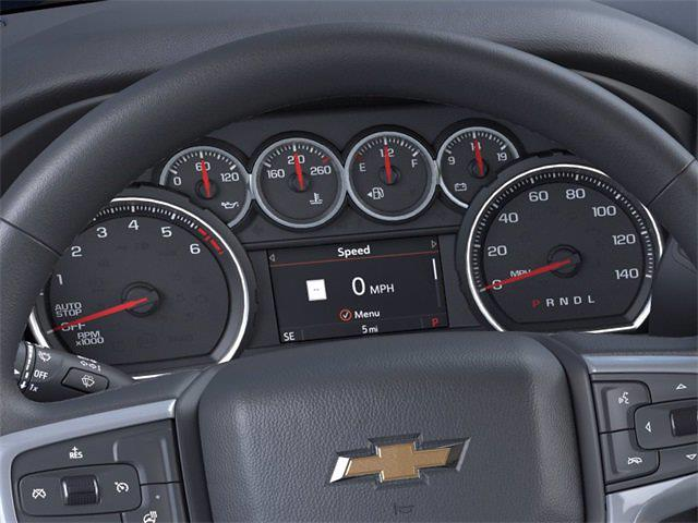 2021 Chevrolet Silverado 1500 Crew Cab 4x4, Pickup #MZ310578 - photo 15