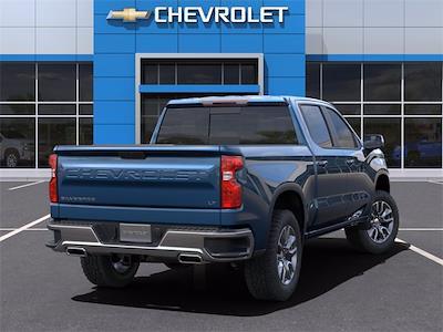 2021 Chevrolet Silverado 1500 Crew Cab 4x4, Pickup #MZ310578 - photo 2