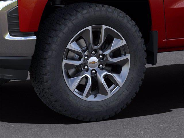 2021 Chevrolet Silverado 1500 Crew Cab 4x4, Pickup #MZ311589 - photo 7