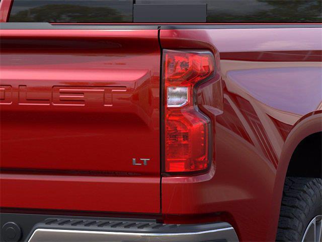 2021 Chevrolet Silverado 1500 Crew Cab 4x4, Pickup #MZ311589 - photo 9