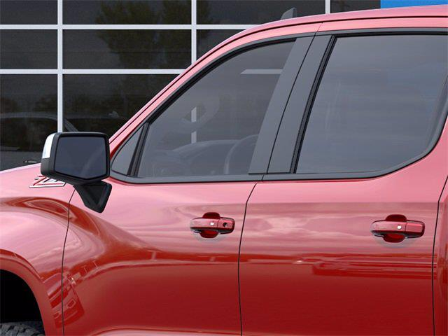 2021 Chevrolet Silverado 1500 Crew Cab 4x4, Pickup #MZ311589 - photo 10