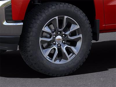 2021 Chevrolet Silverado 1500 Crew Cab 4x4, Pickup #MZ311828 - photo 7