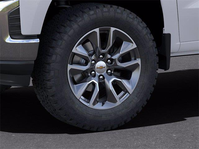 2021 Chevrolet Silverado 1500 Crew Cab 4x4, Pickup #MZ314520 - photo 7