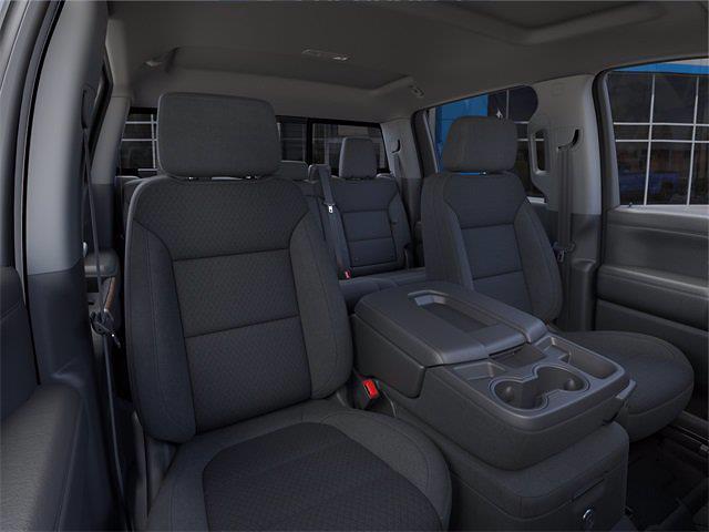 2021 Chevrolet Silverado 1500 Crew Cab 4x4, Pickup #MZ314520 - photo 13