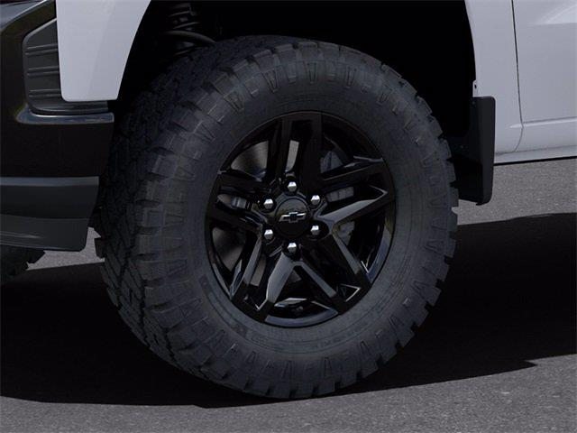 2021 Chevrolet Silverado 1500 Crew Cab 4x4, Pickup #MZ315028 - photo 7