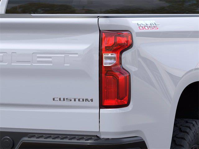 2021 Chevrolet Silverado 1500 Crew Cab 4x4, Pickup #MZ315028 - photo 9