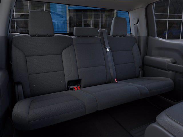 2021 Chevrolet Silverado 1500 Crew Cab 4x4, Pickup #MZ315028 - photo 14