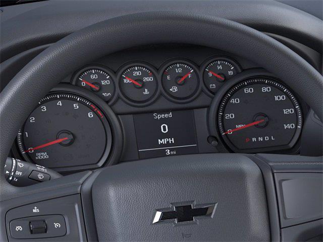 2021 Chevrolet Silverado 1500 Crew Cab 4x4, Pickup #MZ315028 - photo 15