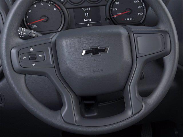 2021 Chevrolet Silverado 1500 Crew Cab 4x4, Pickup #MZ315028 - photo 16