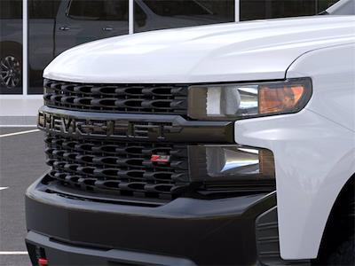 2021 Chevrolet Silverado 1500 Crew Cab 4x4, Pickup #MZ315028 - photo 11