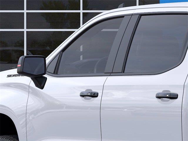 2021 Chevrolet Silverado 1500 Crew Cab 4x4, Pickup #MZ346656 - photo 10
