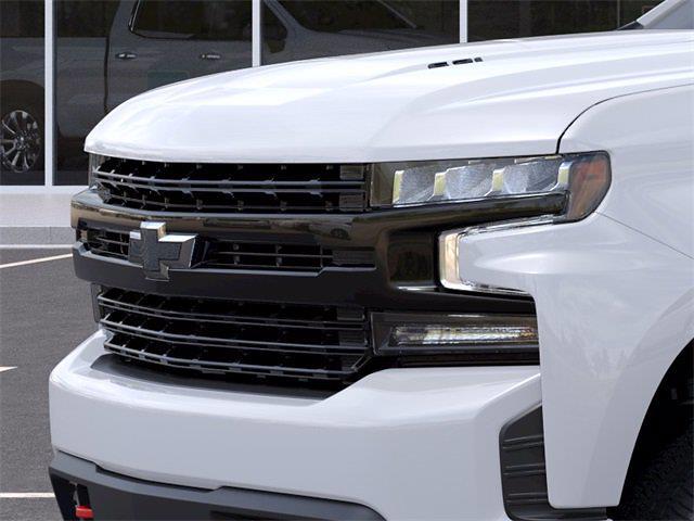 2021 Chevrolet Silverado 1500 Crew Cab 4x4, Pickup #MZ346656 - photo 11