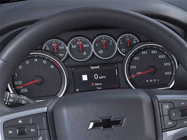 2021 Chevrolet Silverado 1500 Crew Cab 4x4, Pickup #MZ346656 - photo 15