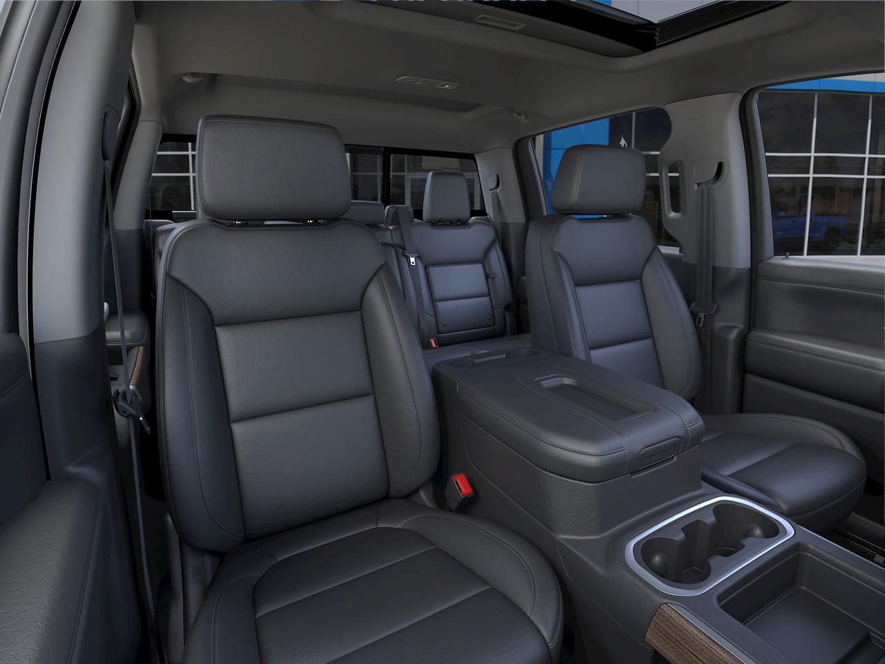 2021 Chevrolet Silverado 1500 Crew Cab 4x4, Pickup #MZ346656 - photo 33