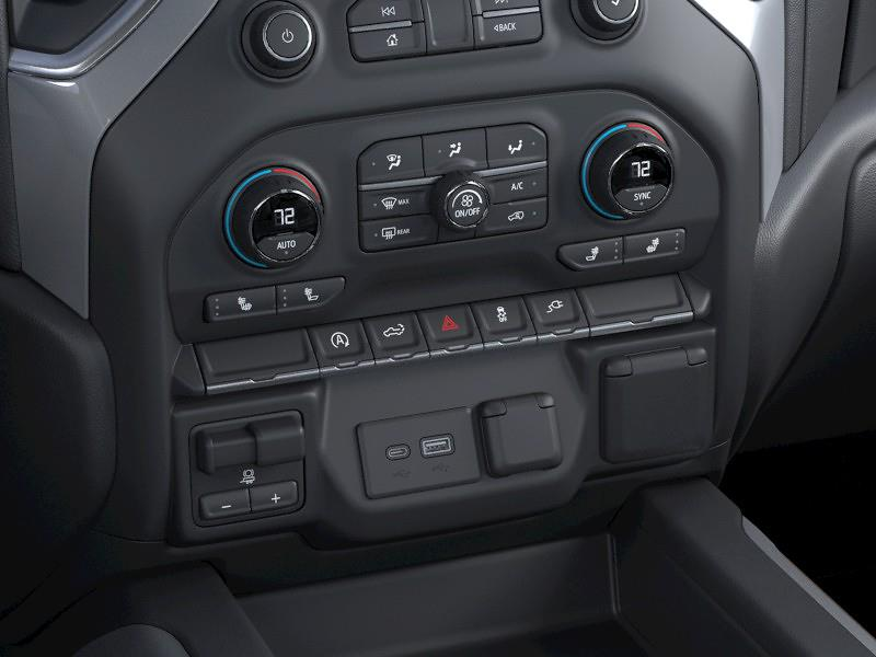 2021 Chevrolet Silverado 1500 Crew Cab 4x4, Pickup #MZ346656 - photo 40