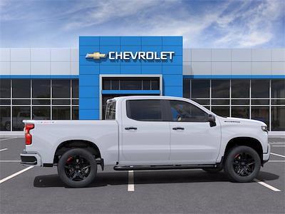 2021 Chevrolet Silverado 1500 Crew Cab 4x4, Pickup #MZ346656 - photo 5