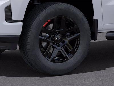 2021 Chevrolet Silverado 1500 Crew Cab 4x4, Pickup #MZ346656 - photo 7
