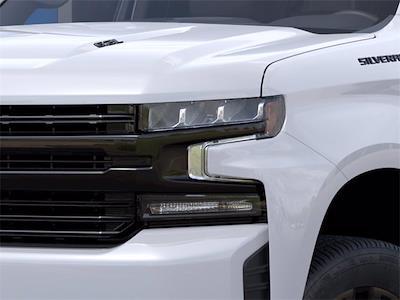 2021 Chevrolet Silverado 1500 Crew Cab 4x4, Pickup #MZ346656 - photo 8