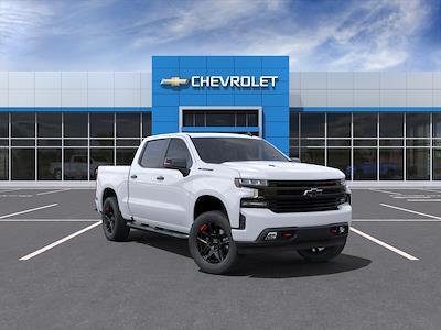 2021 Chevrolet Silverado 1500 Crew Cab 4x4, Pickup #MZ346656 - photo 21