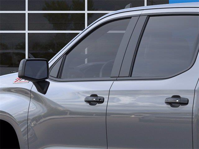 2021 Chevrolet Silverado 1500 Crew Cab 4x4, Pickup #MZ366686 - photo 10