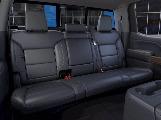 2021 Chevrolet Silverado 1500 Crew Cab 4x4, Pickup #MZ366686 - photo 14