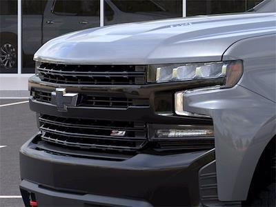 2021 Chevrolet Silverado 1500 Crew Cab 4x4, Pickup #MZ366686 - photo 11