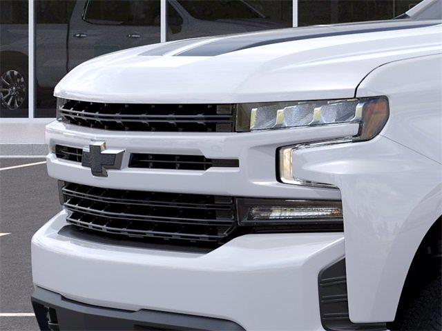 2021 Chevrolet Silverado 1500 Crew Cab 4x4, Pickup #MZ368024 - photo 11