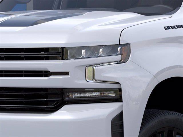 2021 Chevrolet Silverado 1500 Crew Cab 4x4, Pickup #MZ368024 - photo 8