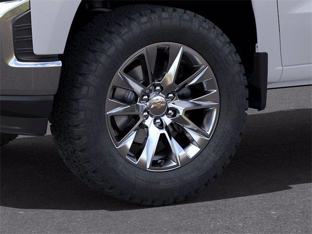 2021 Chevrolet Silverado 1500 Crew Cab 4x4, Pickup #MZ368305 - photo 7