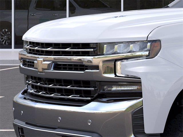 2021 Chevrolet Silverado 1500 Crew Cab 4x4, Pickup #MZ368305 - photo 11