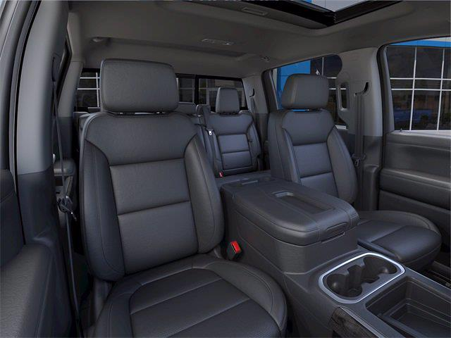2021 Chevrolet Silverado 1500 Crew Cab 4x4, Pickup #MZ368305 - photo 13