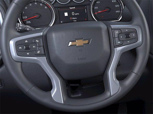 2021 Chevrolet Silverado 1500 Crew Cab 4x4, Pickup #MZ368305 - photo 16