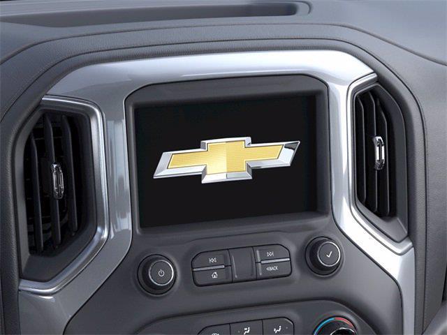 2021 Chevrolet Silverado 1500 Crew Cab 4x4, Pickup #MZ368305 - photo 17