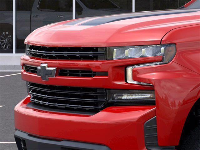 2021 Chevrolet Silverado 1500 Crew Cab 4x4, Pickup #MZ369888 - photo 11