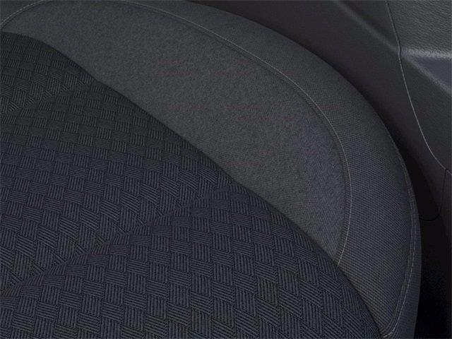 2021 Chevrolet Silverado 1500 Crew Cab 4x4, Pickup #MZ369888 - photo 18