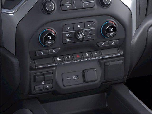 2021 Chevrolet Silverado 1500 Crew Cab 4x4, Pickup #MZ369888 - photo 20