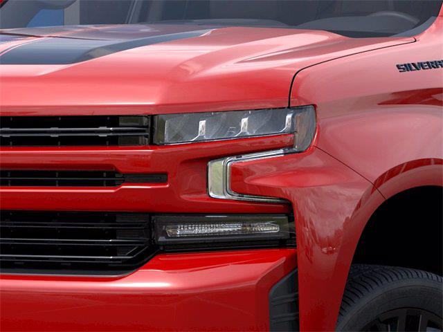 2021 Chevrolet Silverado 1500 Crew Cab 4x4, Pickup #MZ369888 - photo 8