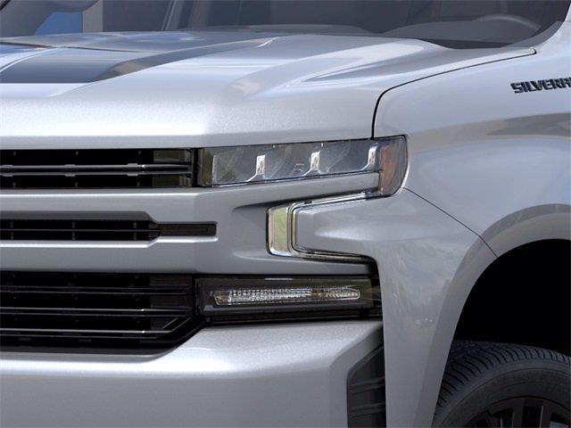2021 Chevrolet Silverado 1500 Crew Cab 4x4, Pickup #MZ370175 - photo 8
