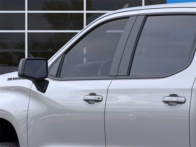 2021 Chevrolet Silverado 1500 Crew Cab 4x4, Pickup #MZ370175 - photo 10