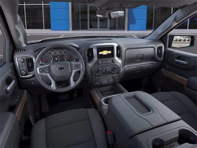 2021 Chevrolet Silverado 1500 Crew Cab 4x4, Pickup #MZ370175 - photo 12