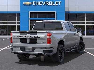 2021 Chevrolet Silverado 1500 Crew Cab 4x4, Pickup #MZ370175 - photo 2